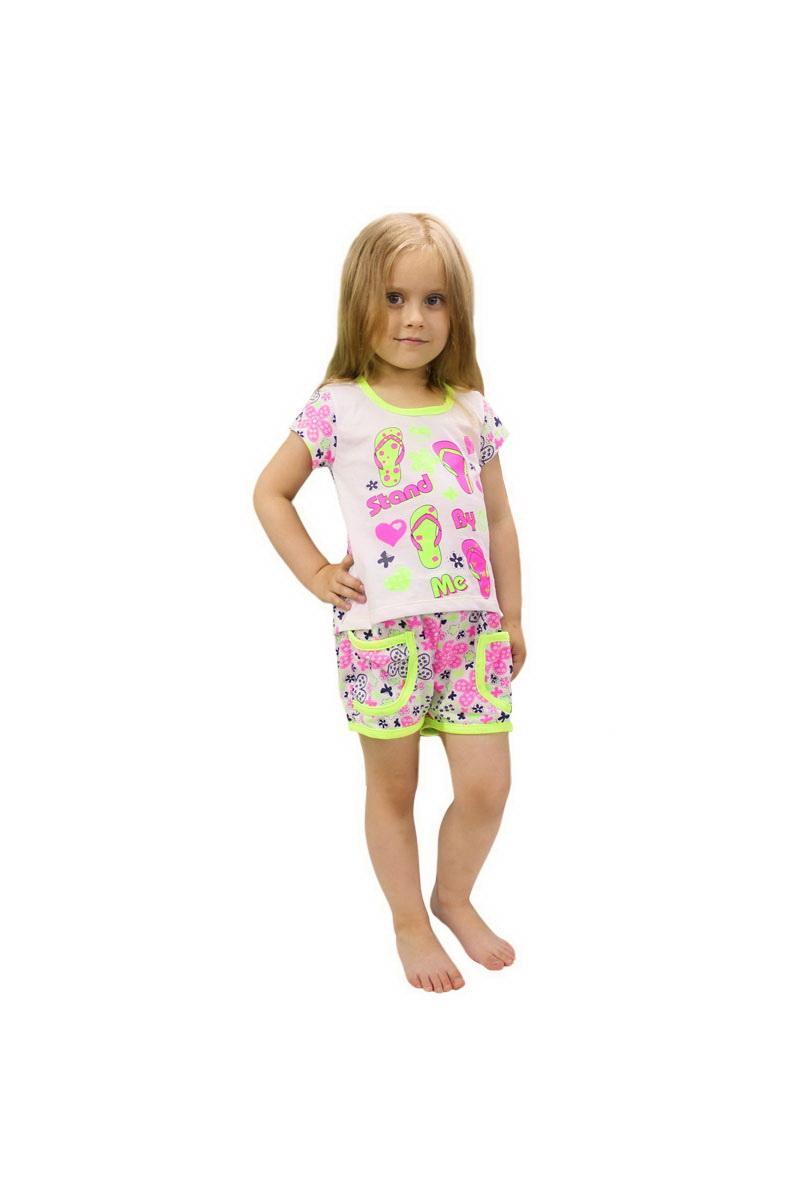 Комплект для девочки, цветы с бабочками 1080738105-66 ...