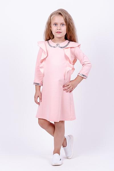 детские платья от Valeotrikotage
