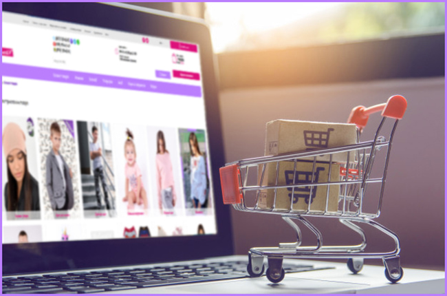 Интернет-магазин VaLeo&V